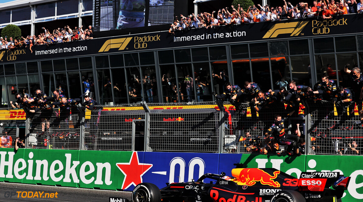 FIA controleerde versnellingsbak Verstappen na de Grand Prix op Zandvoort