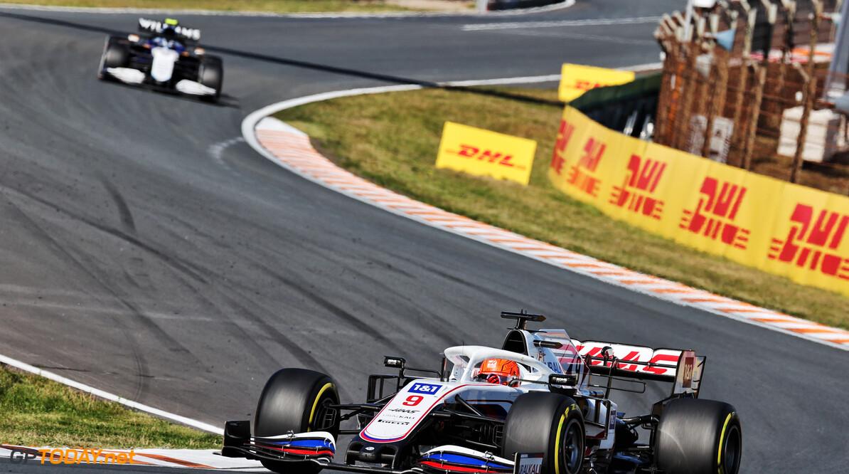 """Nikita Mazepin baalt: """"Ik had een goede race, het was heel leuk"""""""