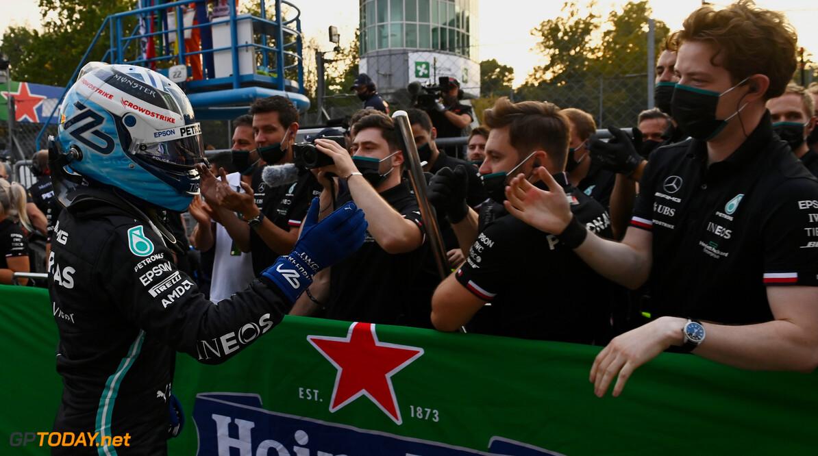 """Bottas blij na sprintkwalificatie: """"Dit voelt goed!"""""""