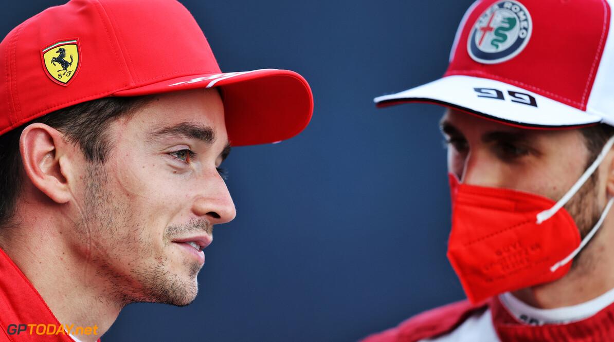 Ferrari wisselt weer motor Leclerc, orginele motor terug in de auto