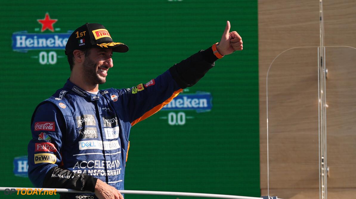 """Ricciardo duidelijk: """"Ik denk dat het een race-incident is"""""""