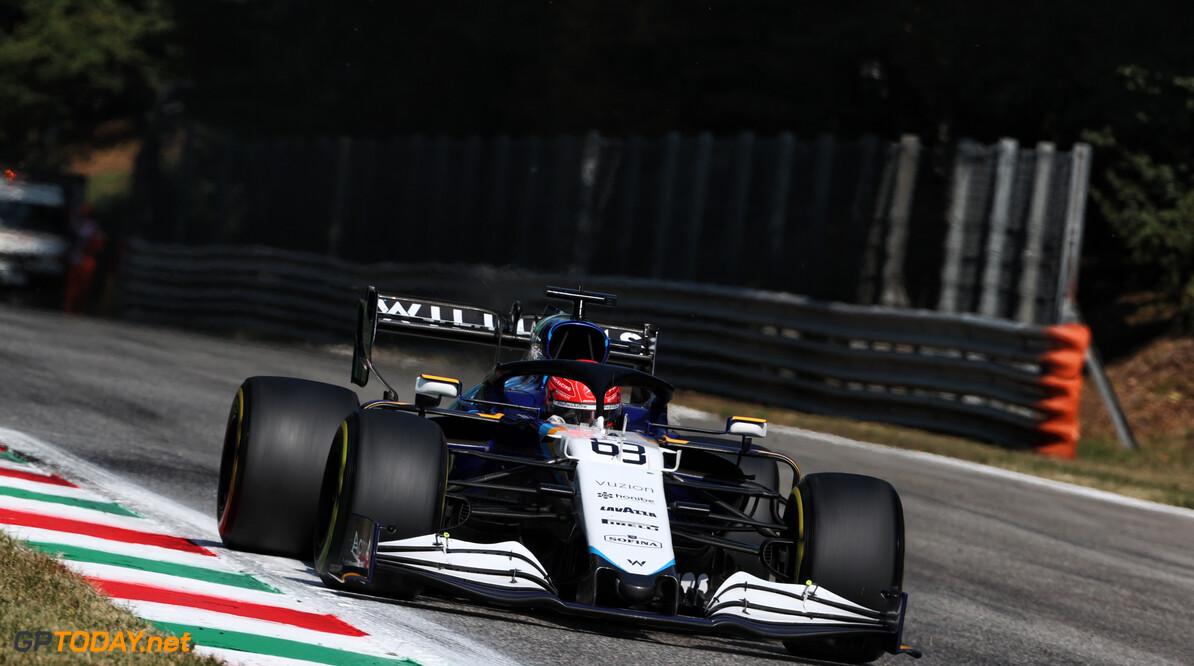 Williams minder blij met uitzicht helmcamera