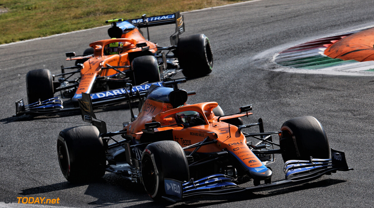 """McLaren pakt op Monza derde plek af van Ferrari in het WK: """"Extreem trots!"""""""