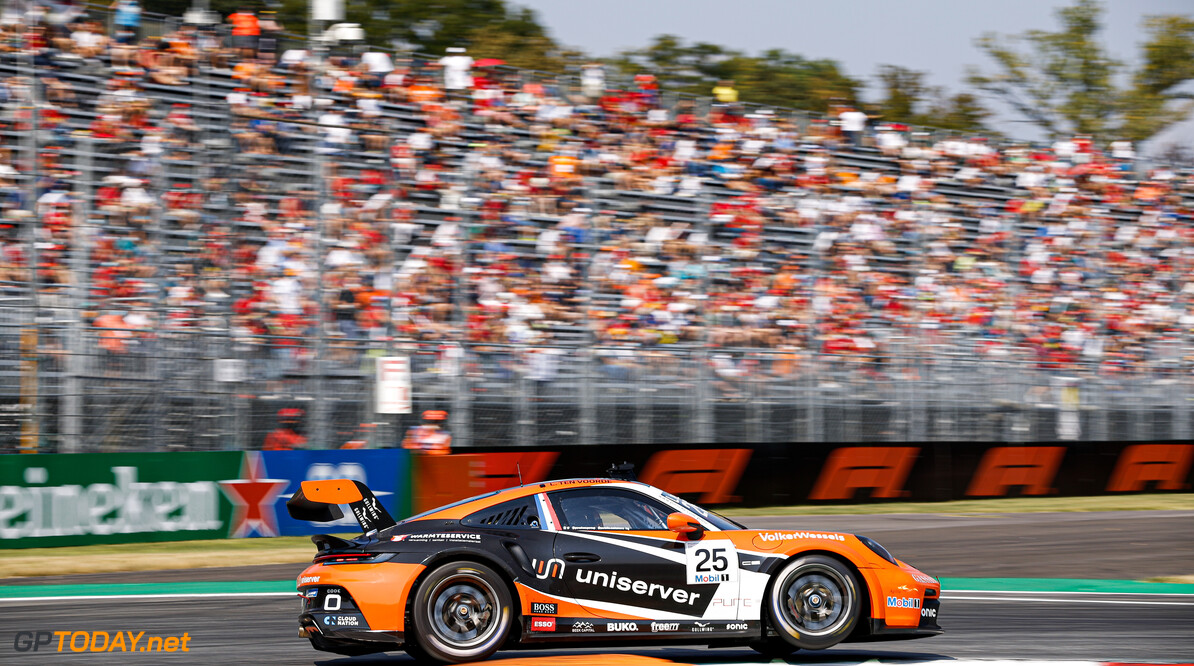 Porsche 911 GT3 Cup, Team GP Elite (#25), Larry ten Voorde (NL), Porsche Mobil 1 Supercup 2021, Monza (I) Porsche Mobil 1 Supercup 2021, Monza (I)  Monza Italien