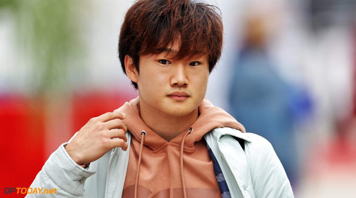 """Tsunoda redelijk happy:""""Q2 een verbetering voor mij"""""""