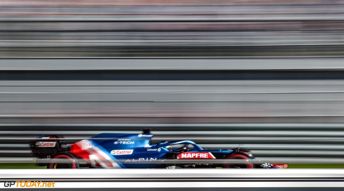 """Alonso verwachtte geen pole: """"Niet in deze condities"""""""