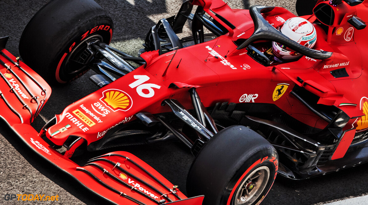 "Charles Leclerc enthousiast over nieuwe Ferrari-motor: ""Die is sneller"""