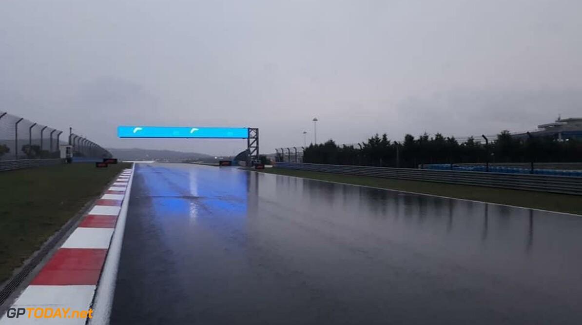 FIA in beraad over derde vrije training: veel regen op komst