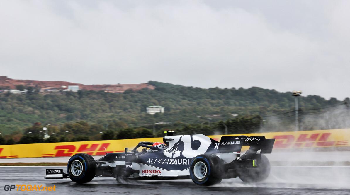 """Gasly snelste in VT3, vijfde tijdens kwalificatie: """"Heb van elke ronde genoten"""""""