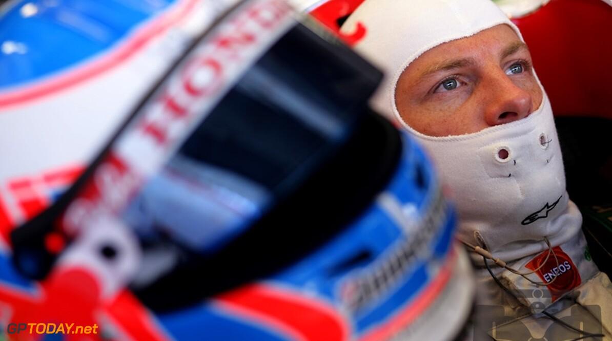 """Ecclestone adviseert Button: """"Honda en anders niets"""""""