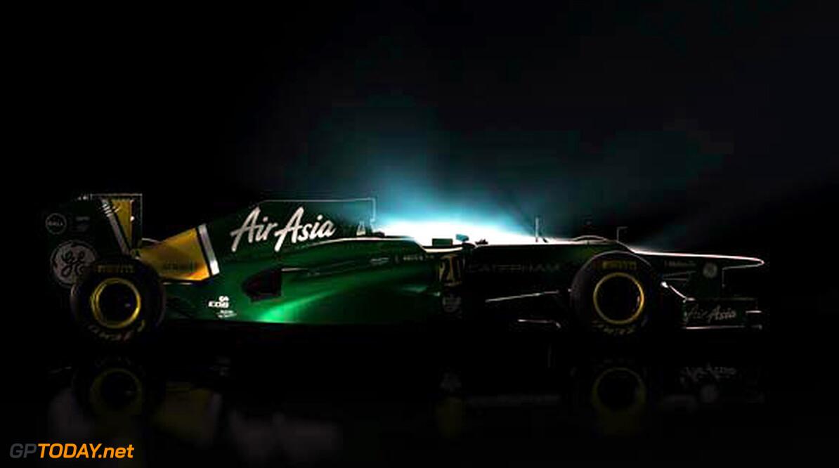 Caterham F1 Team announces BRM Chronographs as new partner