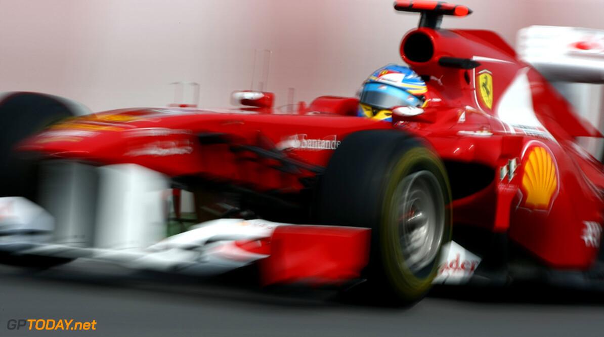 """Fernando Alonso: """"Wij zijn gebrand op onze eerste zege dit jaar"""""""