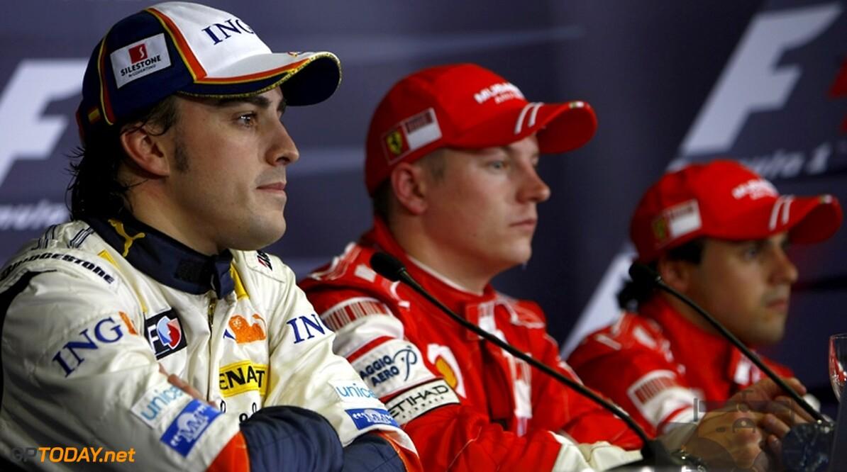 "Alonso: ""Huidige strafsysteem zorgt voor minder verrassingen"""