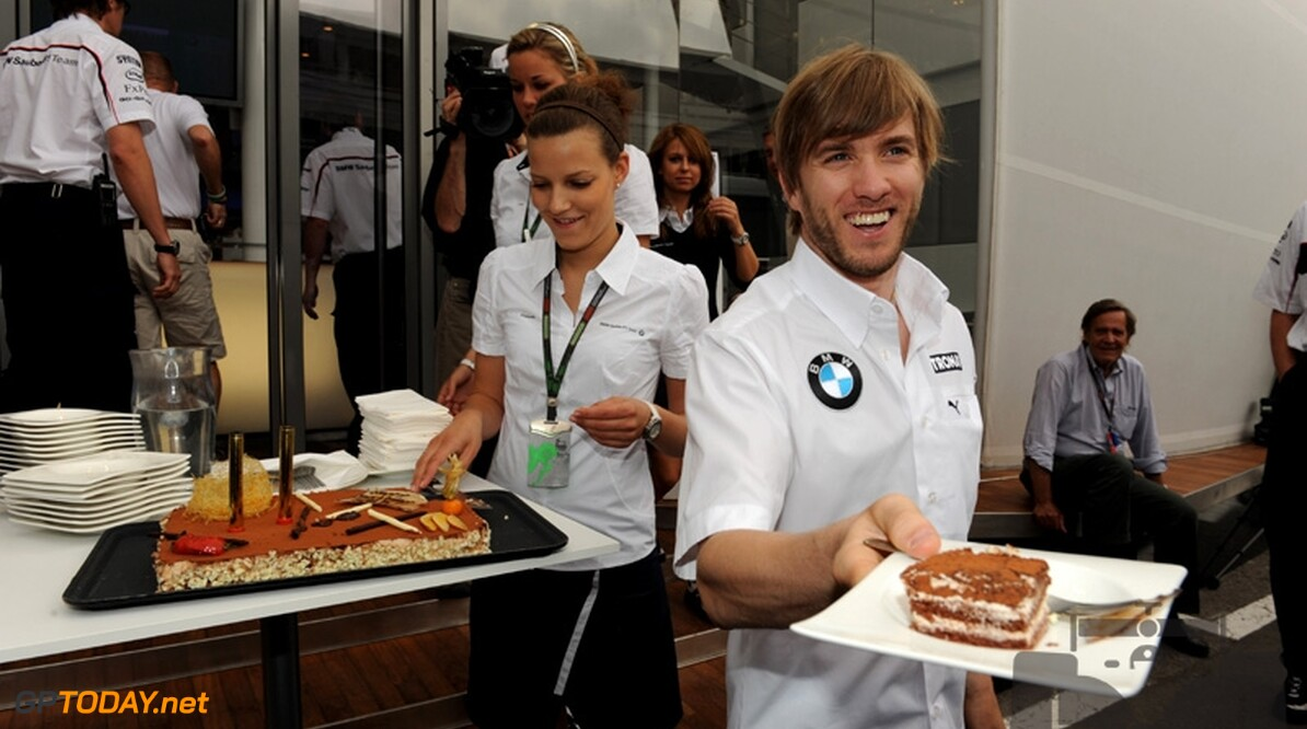 Nick Heidfeld bezorgd om toekomst Formule 1