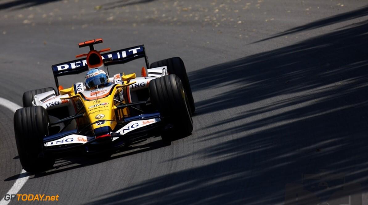 """Alonso: """"Niet gefaald als ik niet op het podium kom"""""""