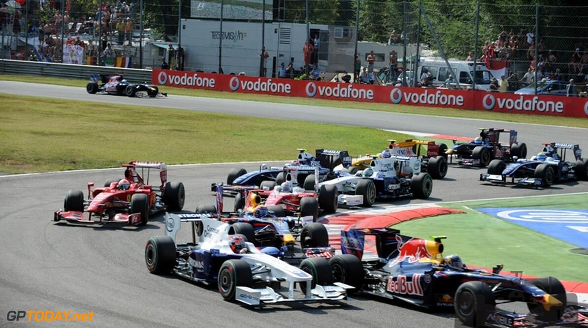 FIA publiceert kalender voor 2010 met 19 Grands Prix