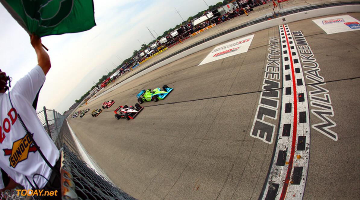 Andretti redt positie van Milwaukee Mile op kalender