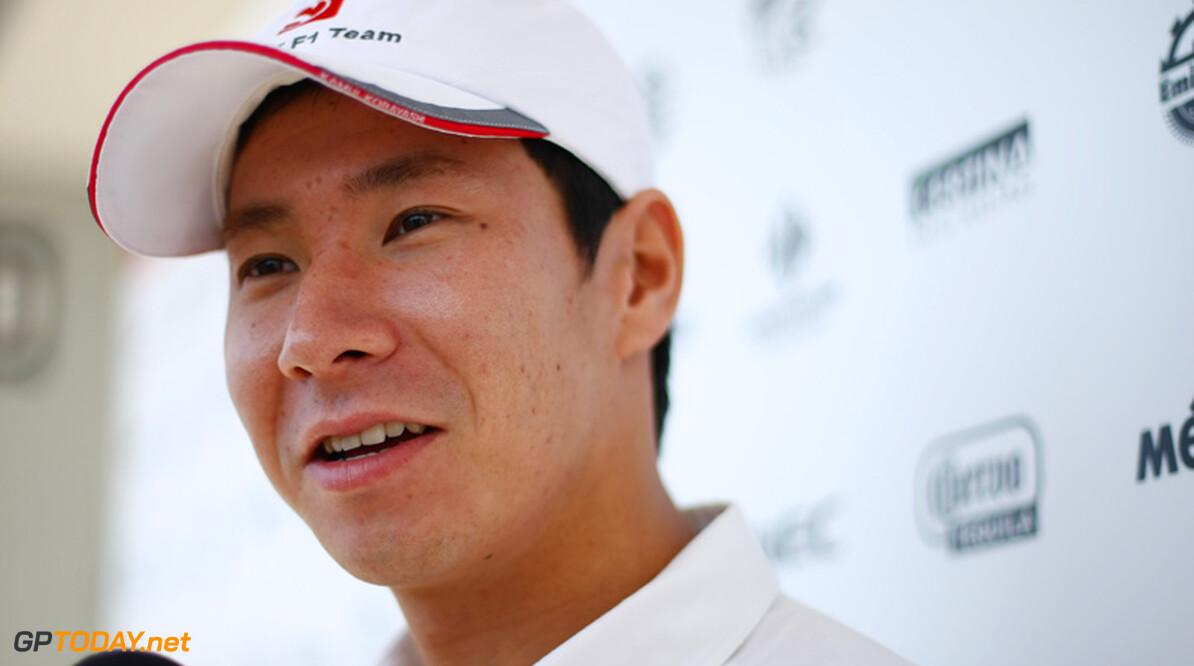 """Kamui Kobayashi: """"Ik werd opgehouden door Massa"""""""