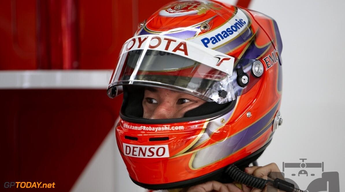Kobayashi stelt zich met goed debuut kandidaat voor Toyota-stoeltje