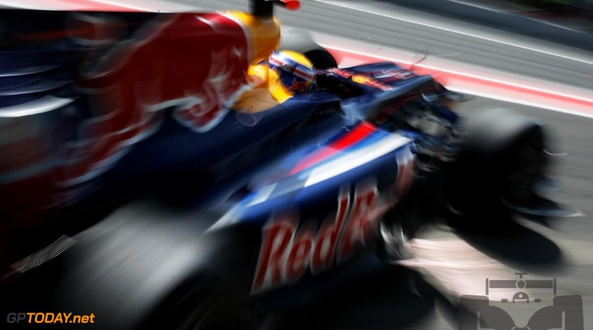 Singha Beer in Japan racepartner van Red Bull Racing