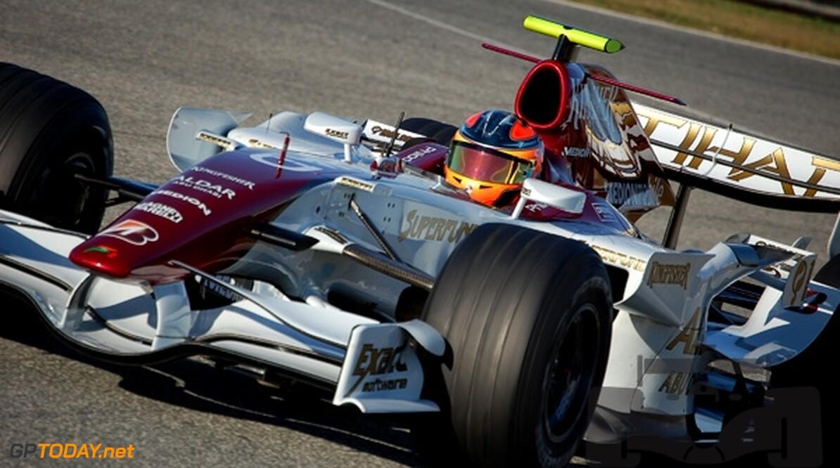 Force India verschuift deadline naar 11 januari
