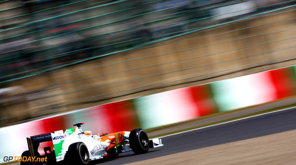 Nico Hülkenberg moet wijken voor zesde plek van Force India