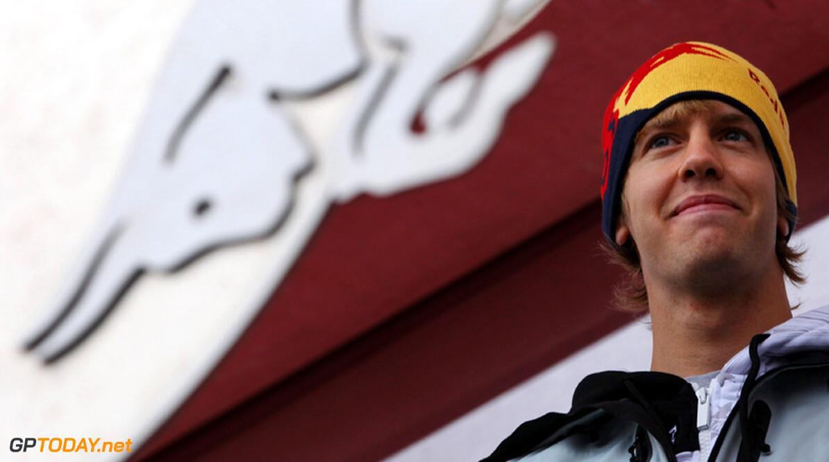 """Sebastian Vettel: """"Niet iedereen begrijpt mijn humor"""""""