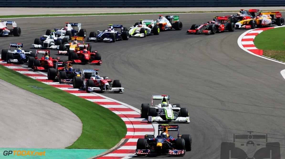 FIA maakt lijst voor 2010 bekend, huidige tien teams opgenomen