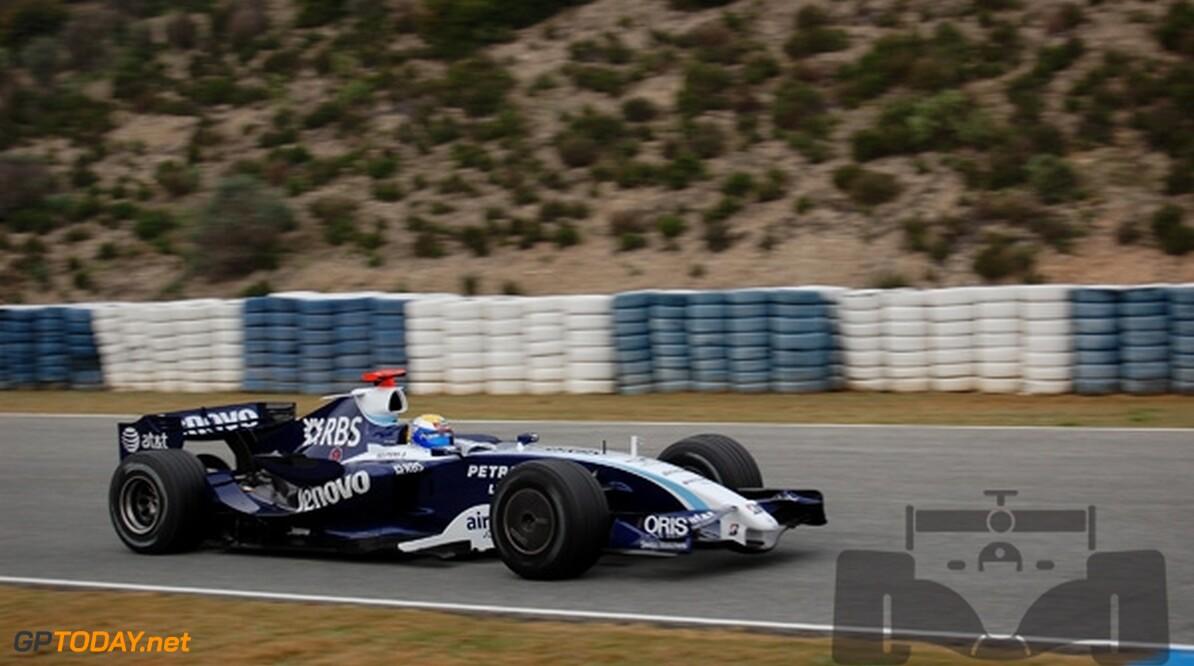 Nico Rosberg tekent tot eind 2009 bij Williams