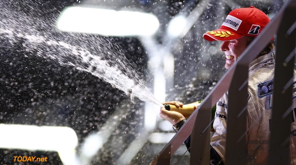 """Rosberg: """"In Japan behoren we weer tot de middenmoot"""""""