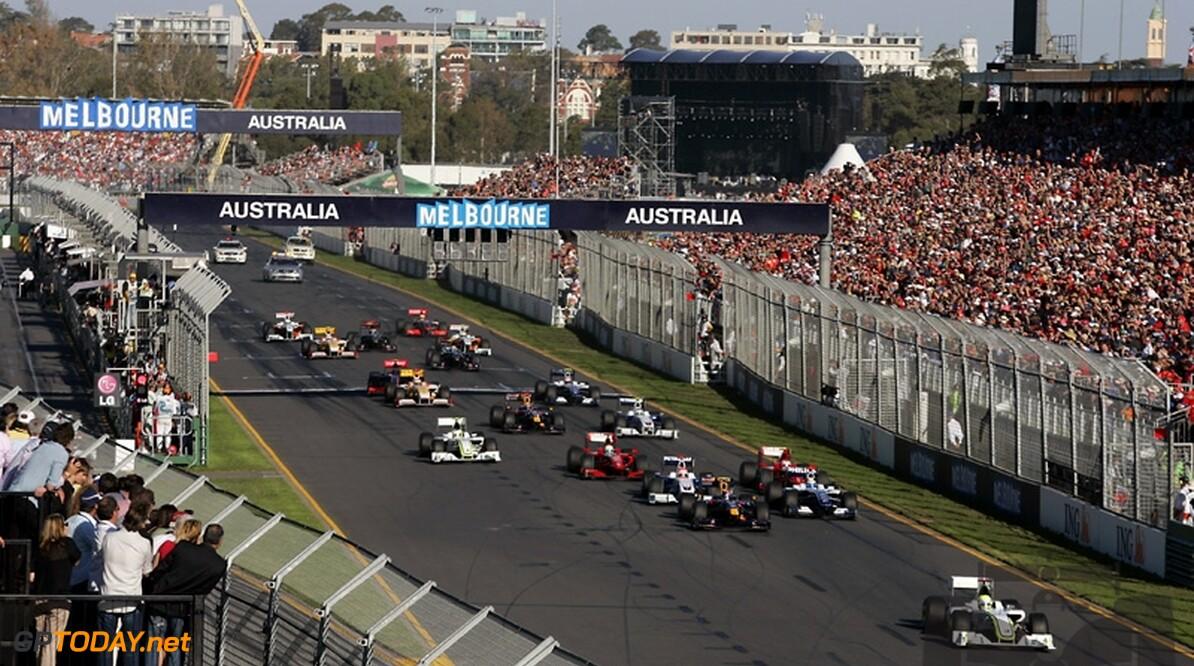 Australische Grand Prix noteert verlies van 22 miljoen euro