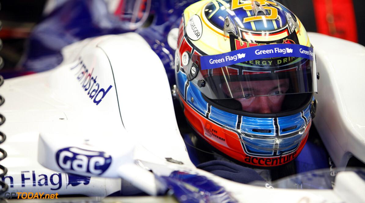 """Stoneman: """"De Formule 1 is wel even hele andere koek"""""""