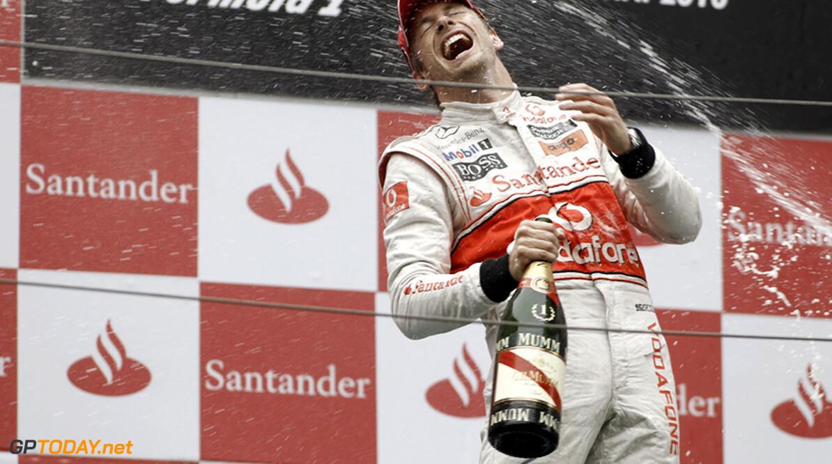Jenson Button tevreden over eerste seizoen bij McLaren