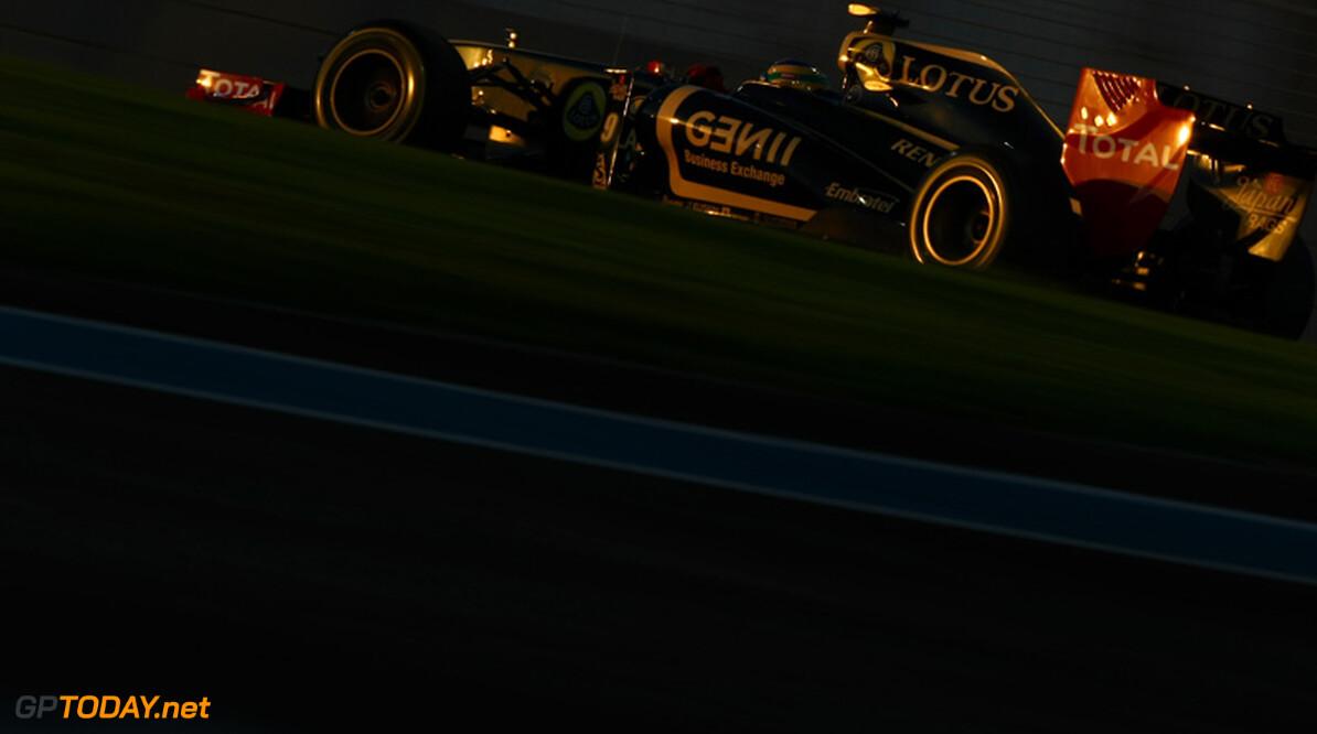 Lotus Renault GP staat ook in contact met Kimi Raikkonen