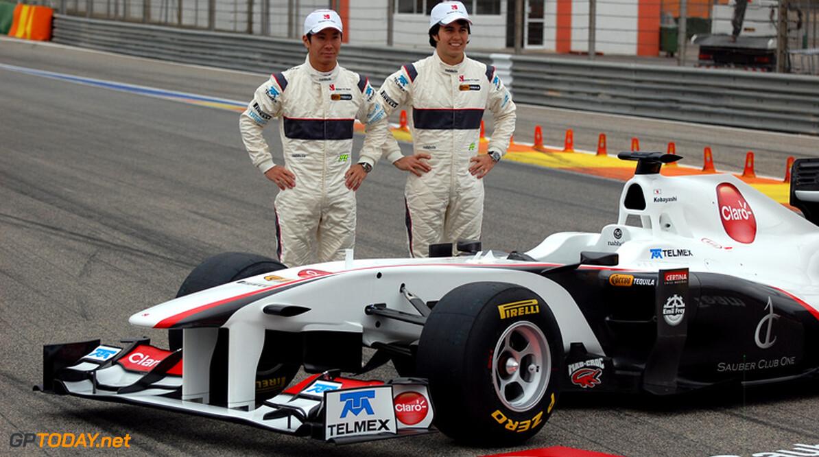 Sauber maakt zich op voor presentatie en shakedown in Jerez