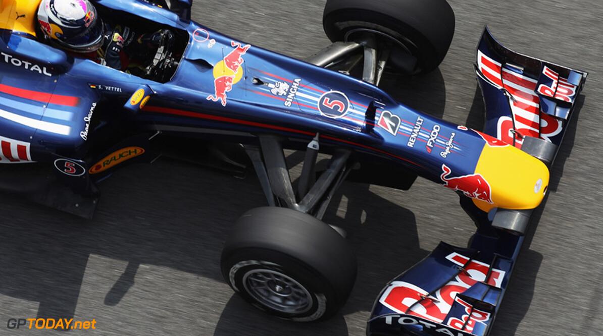 """Vettel over Ferrari: """"Misschien over een aantal jaar"""""""