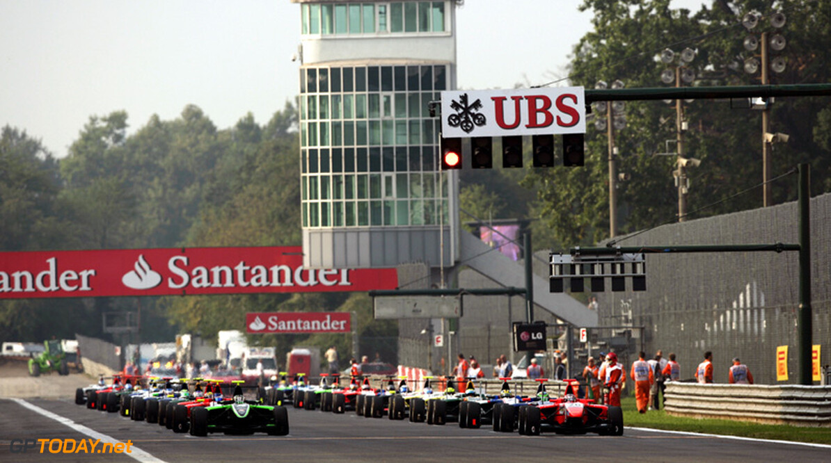 Trident Racing vervangt Addax Team in GP3 Series in 2012