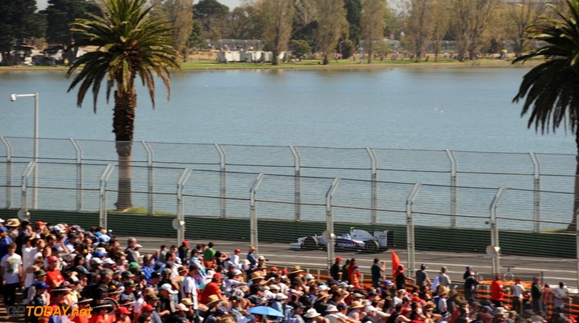 Racedatum eind maart is Australië wel bevallen