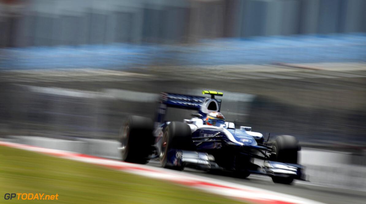 Williams weigert verandering van motorleverancier uit te sluiten