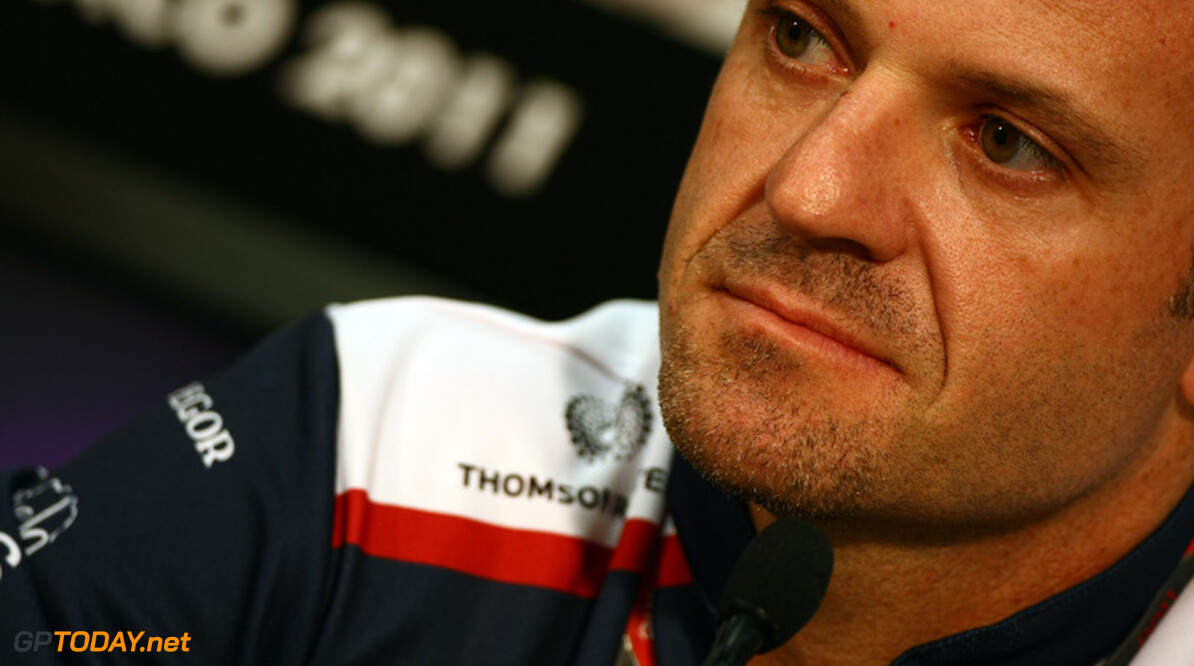 Idea for farewell race was only for Brazil - Barrichello