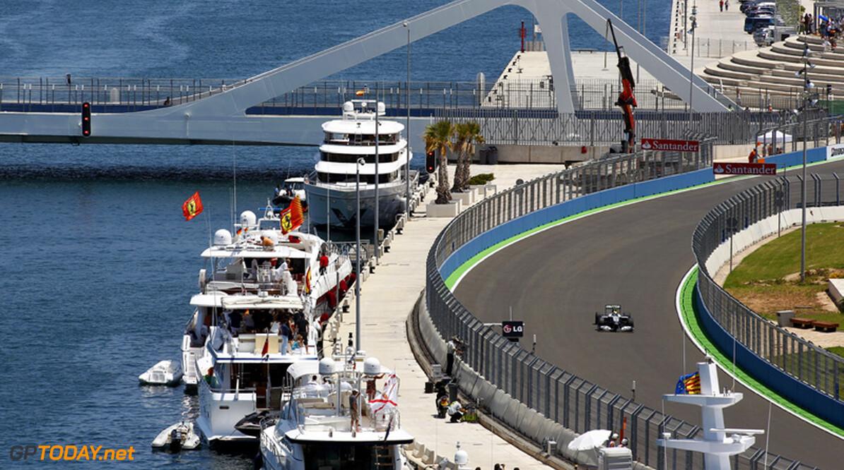 'Valencia neemt plaats over van Barcelona met Spaanse Grand Prix'