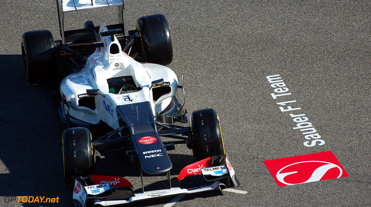 Fong and Nissany to test two-year old Sauber C31