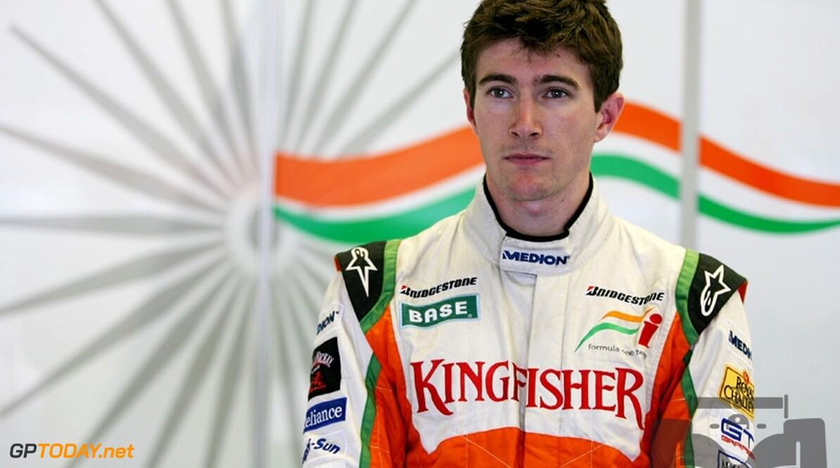 <b>Officieel:</b> Panther Racing contracteert JR Hildebrand voor 2011