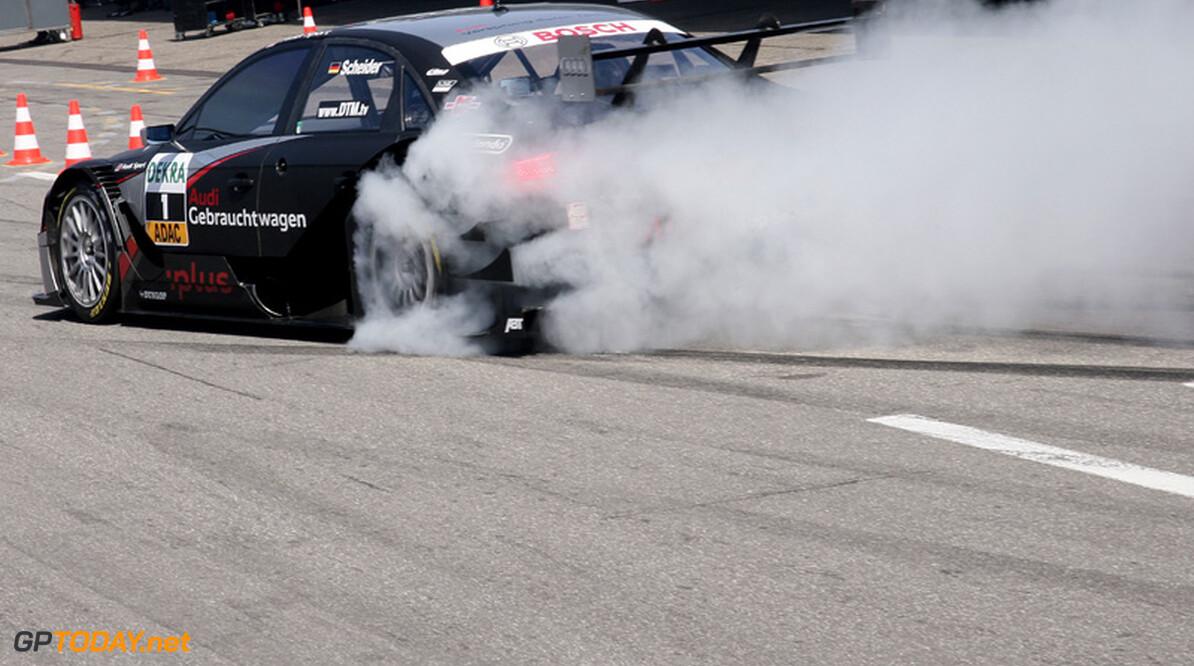 Dunlop stopt na dit seizoen als bandenleverancier voor DTM