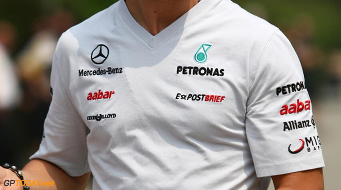 2011 Chinese Grand Prix - ThursdayShanghai International Circuit, Shanghai, China14th April 2011 Michael Schumacher (GER), Mercedes GP  World Copyright: Andrew Hone / Formula Press / LAT Photographic