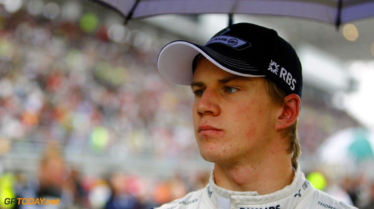 Hülkenberg maakte minste fouten in 2010, Kobayashi de meeste