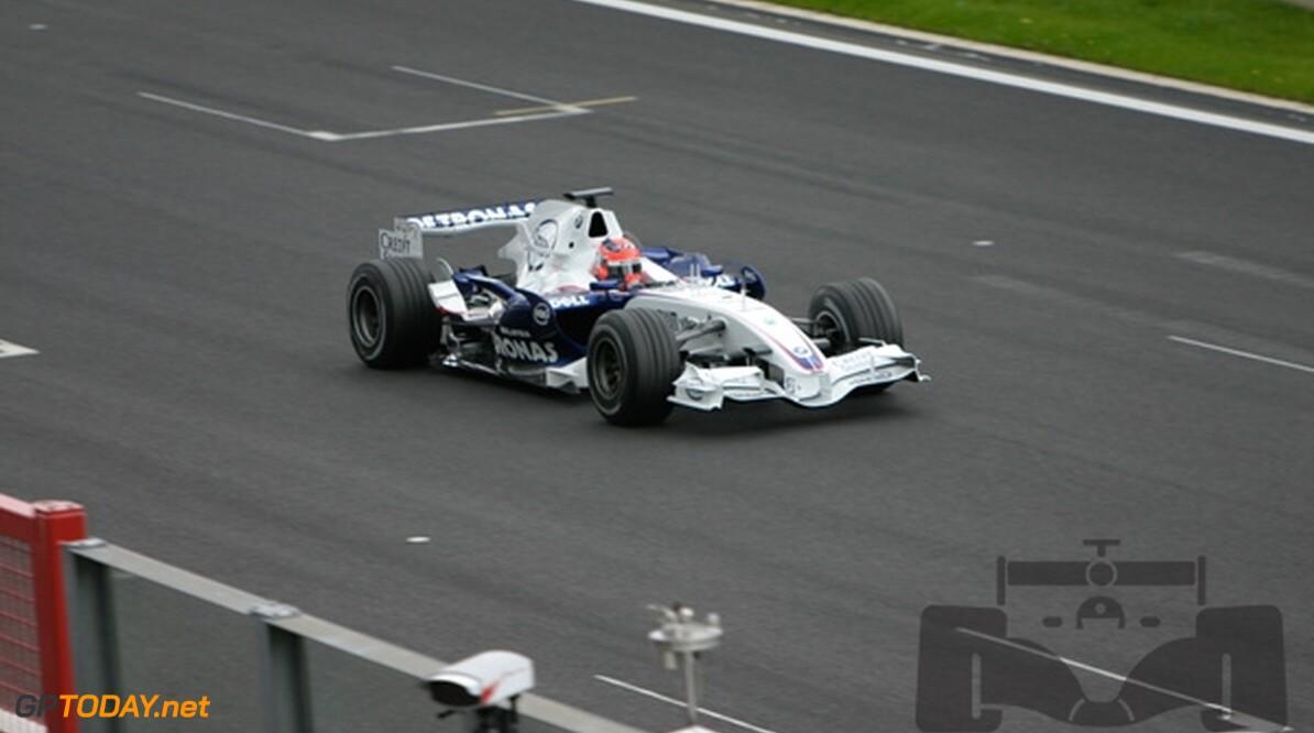 BMW Sauber stopt met ontwikkeling aan F1.07