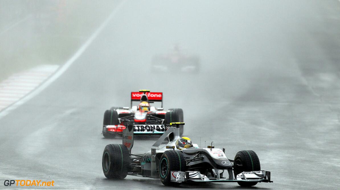 "Ross Brawn: ""Mercedes GP is op de goede weg"""