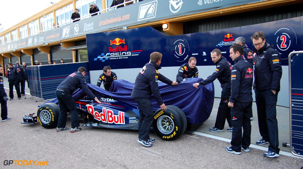 'Red Bull Racing presenteert nieuwe RB8 op 5 februari 2012'