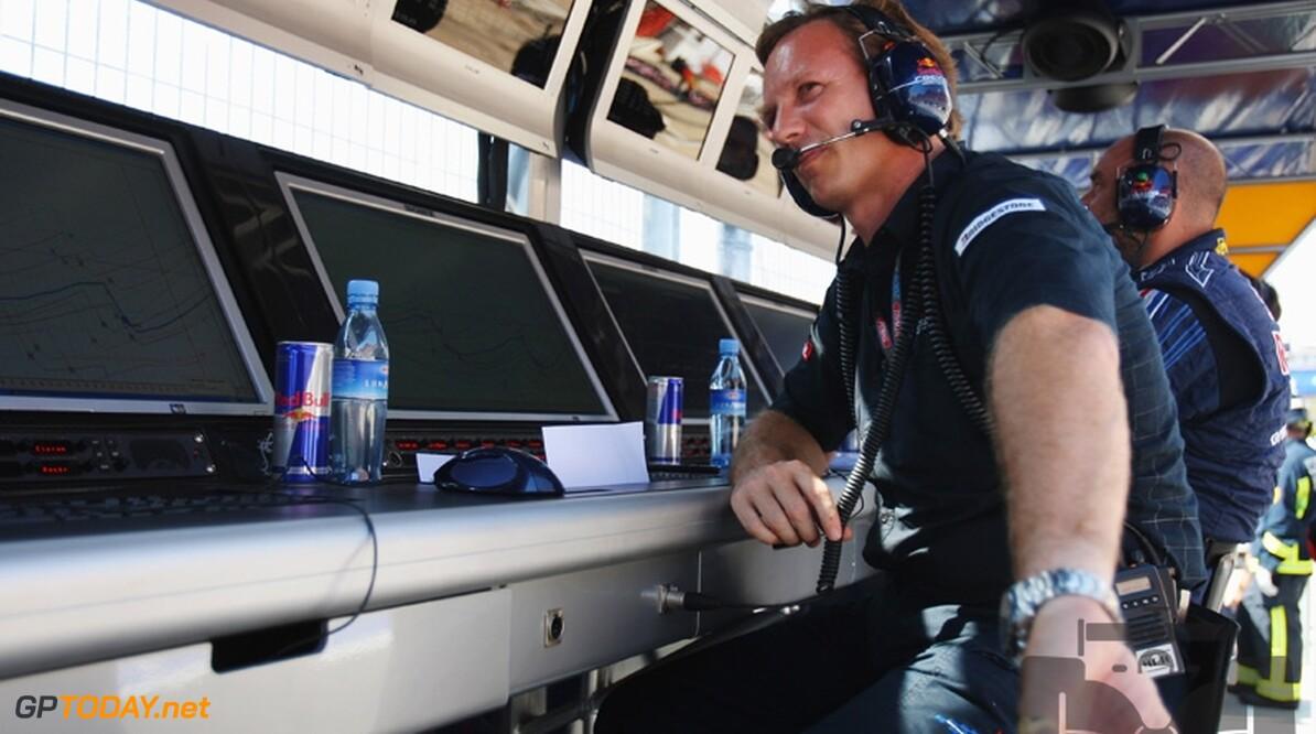 Red Bull Racing versterkt versnellingsbak voor Singapore